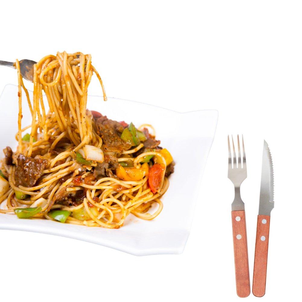 テーブルウェア テーブルウェア カトラリー テーブルアクセサリー カトラリー/カトラリーボックス/ステーキ皿/ポータブル調理器具セット   B0716JDT4C