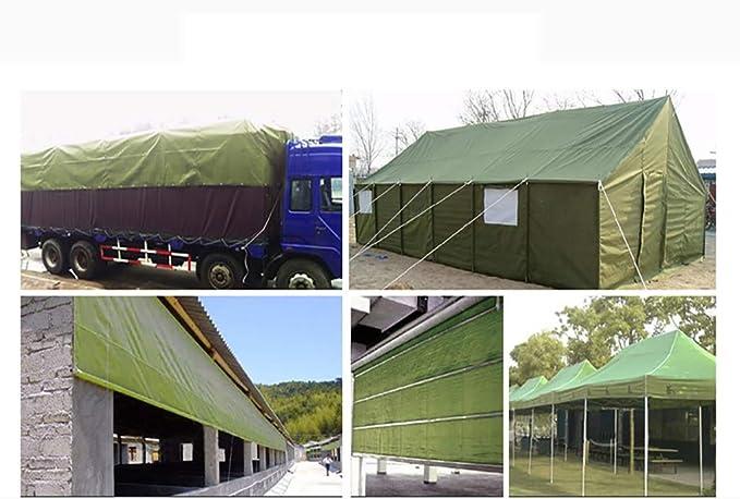 Lona Espesar Tela Impermeable Tela De Visera Tela De Plastico Protector Solar Camión Triciclo Tela 8 * 12m (Tamaño : 3 * 4m): Amazon.es: Jardín