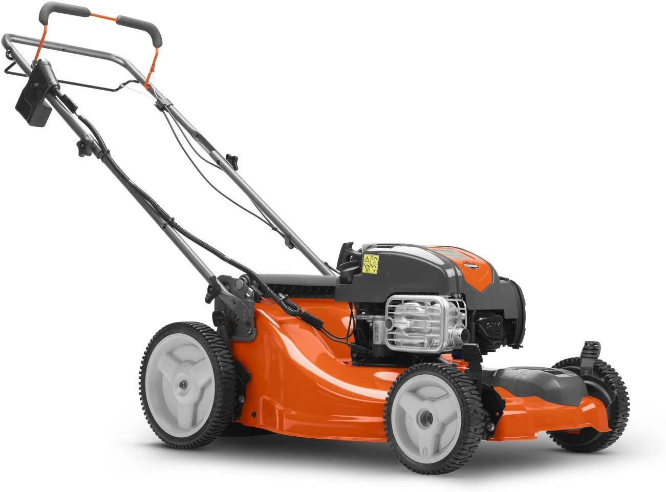 Husqvarna LC221FHE, 21 in. 163cc Briggs & Stratton Walk Behind Self-Propelled Mower