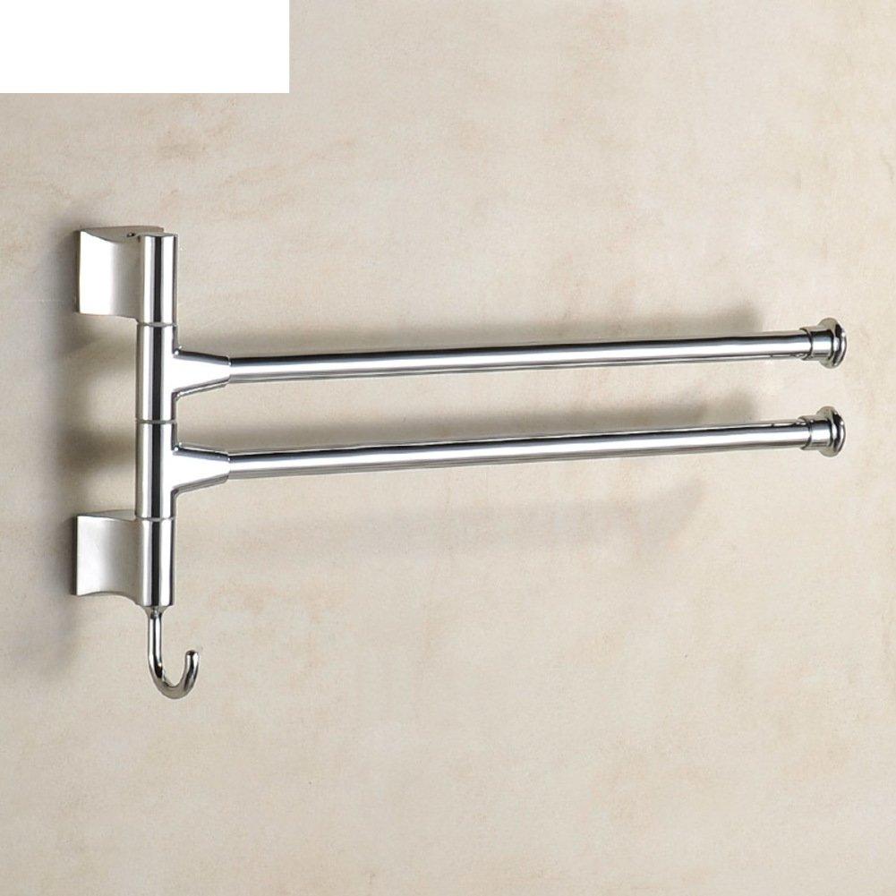 Towel Bar/Spin cold Towel rack/Bathroom towel-A lovely