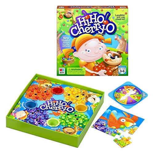 Review Hasbro Hi Ho Cherry-O