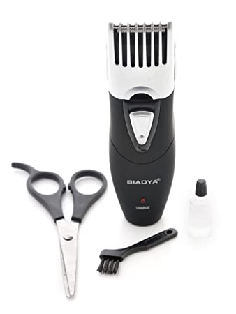 Biaoya® BAY-TR-8200 Quick Adjust Dial Professional Hair Clipper Hair Clippers at amazon