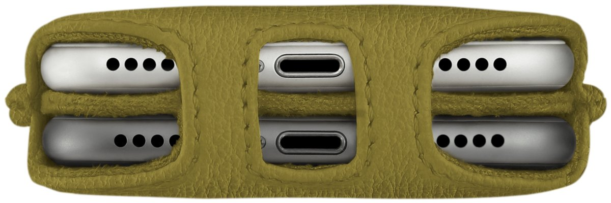 ullu Sleeve for iPhone 8/ 7 - Olive Green UDUO7PL11 by ullu (Image #4)