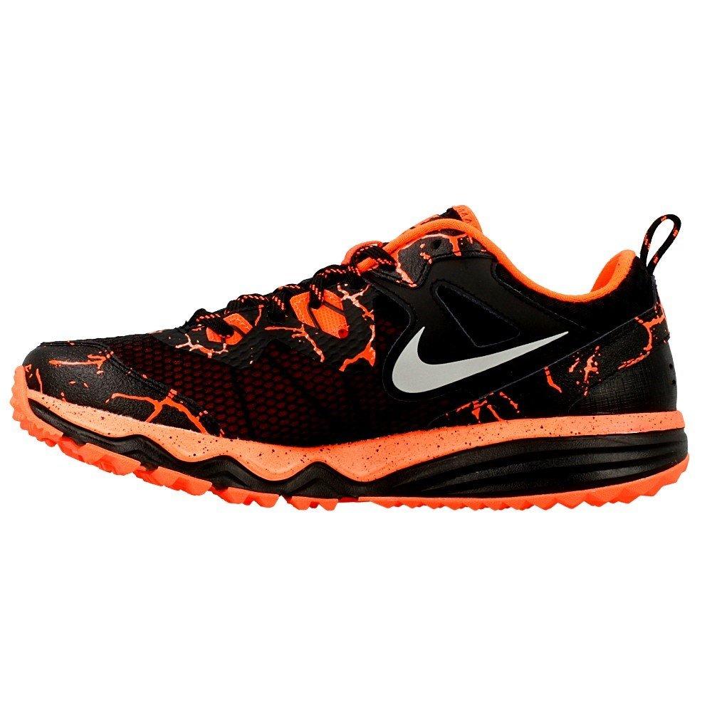 Black//Total Crimson//Metallic Silver 5.5 Big Kid M Nike Dual Fusion Trail Lava Little Kid//Big Kid
