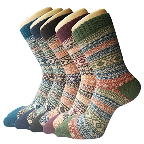 df22719cd Womens Thick Casual Winter Socks