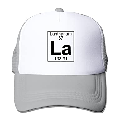 Amazon Wzn Periodic Table 57 Lanthanum Symbol La Polyester Foam