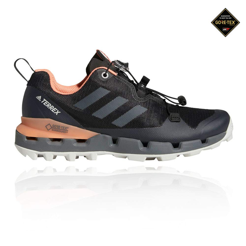 Adidas Terrex Fast GTX-Surround W, Chaussures de Randonnée Basses Femme AQ0371