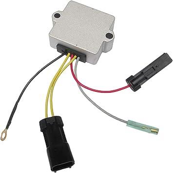 Voltage Regulator Rectifier for Mercury Mariner Outboard 893640-001 893640T01