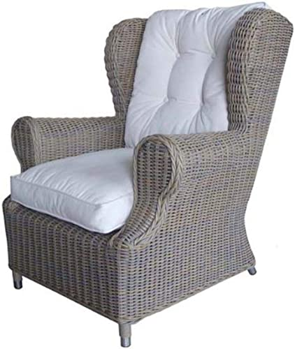 Padma's Plantation Outdoor Wing Chair
