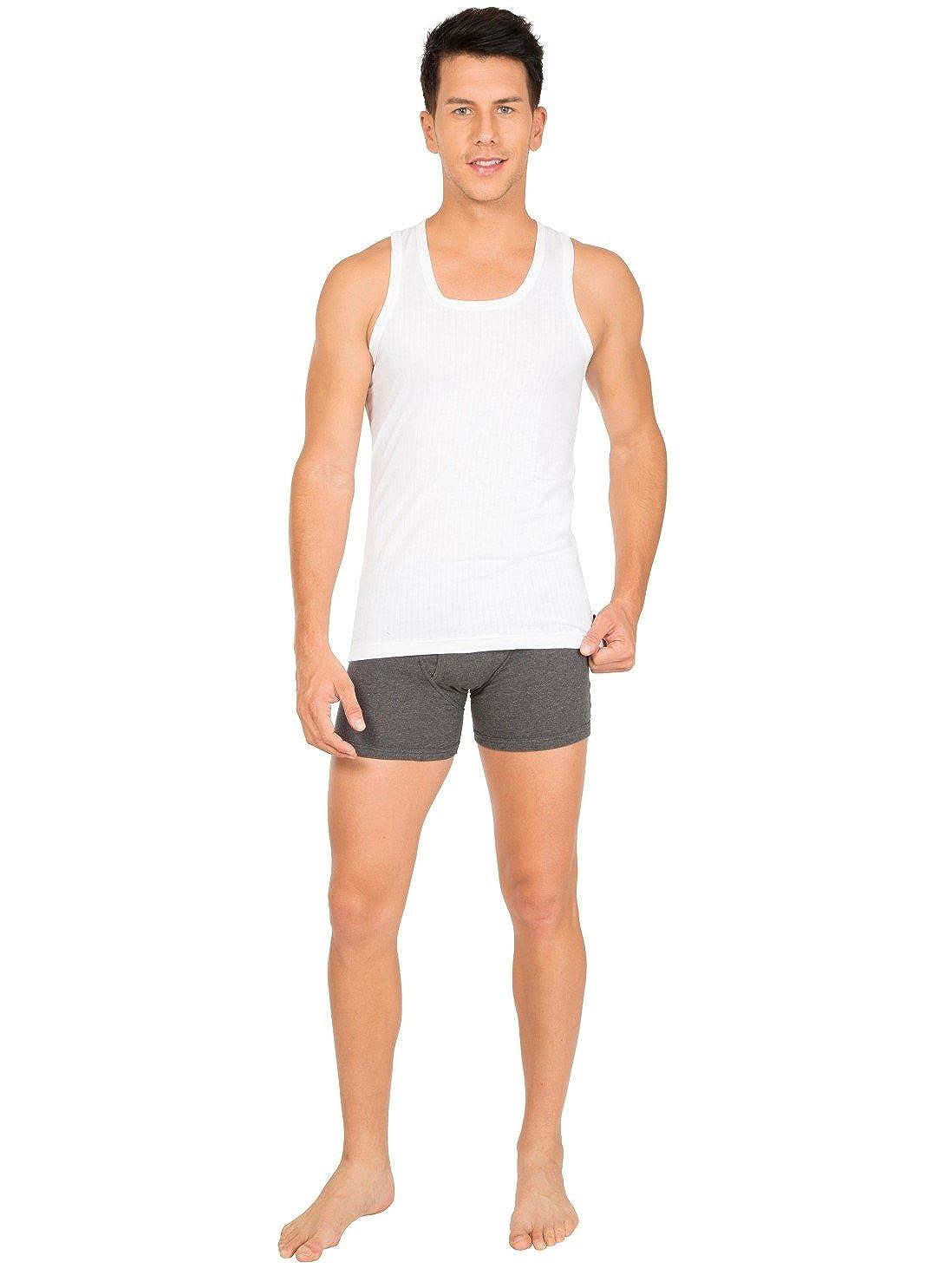 Jockey Sleeveless Men S Cotton Vest Pack Of 4 8816