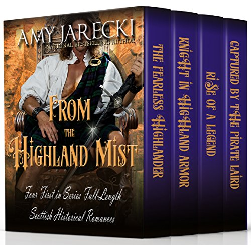 From the Highland Mist: A First-in-Series Boxed Set cover