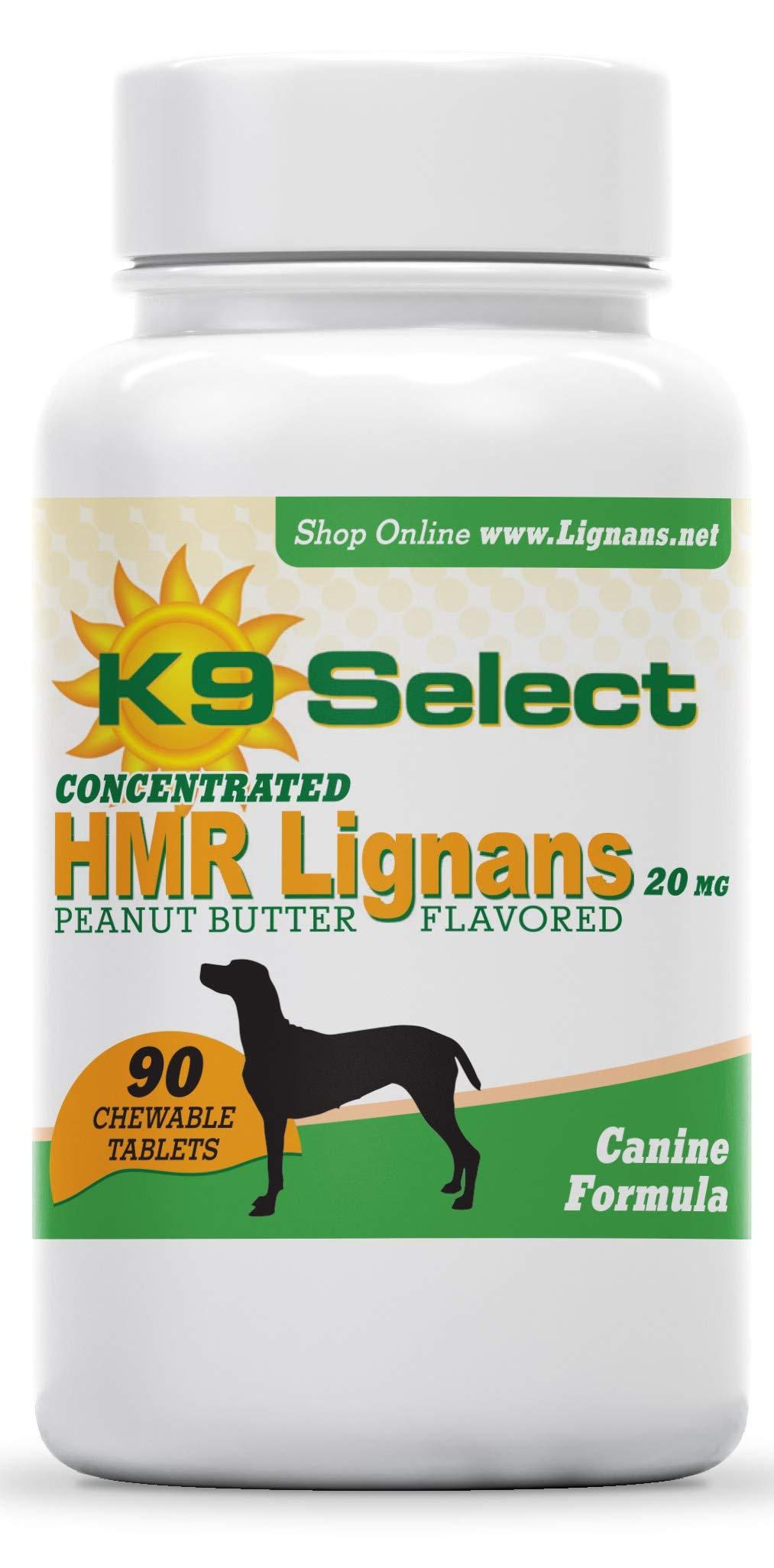 K9 Select HMR Lignans 20 mg Peanut Butter Chewable