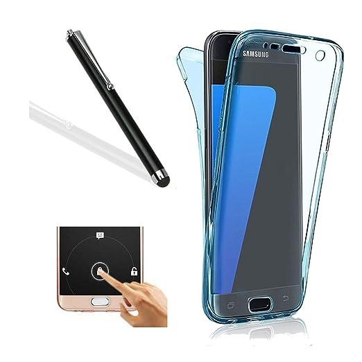 1 opinioni per Cover per Galaxy S7 Edge,Custodia per Samsung Galaxy S7 Edge in Silicone,Leeook