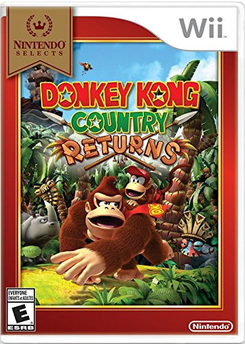 Nintendo Selects: Donkey Kong Country Returns from Nintendo