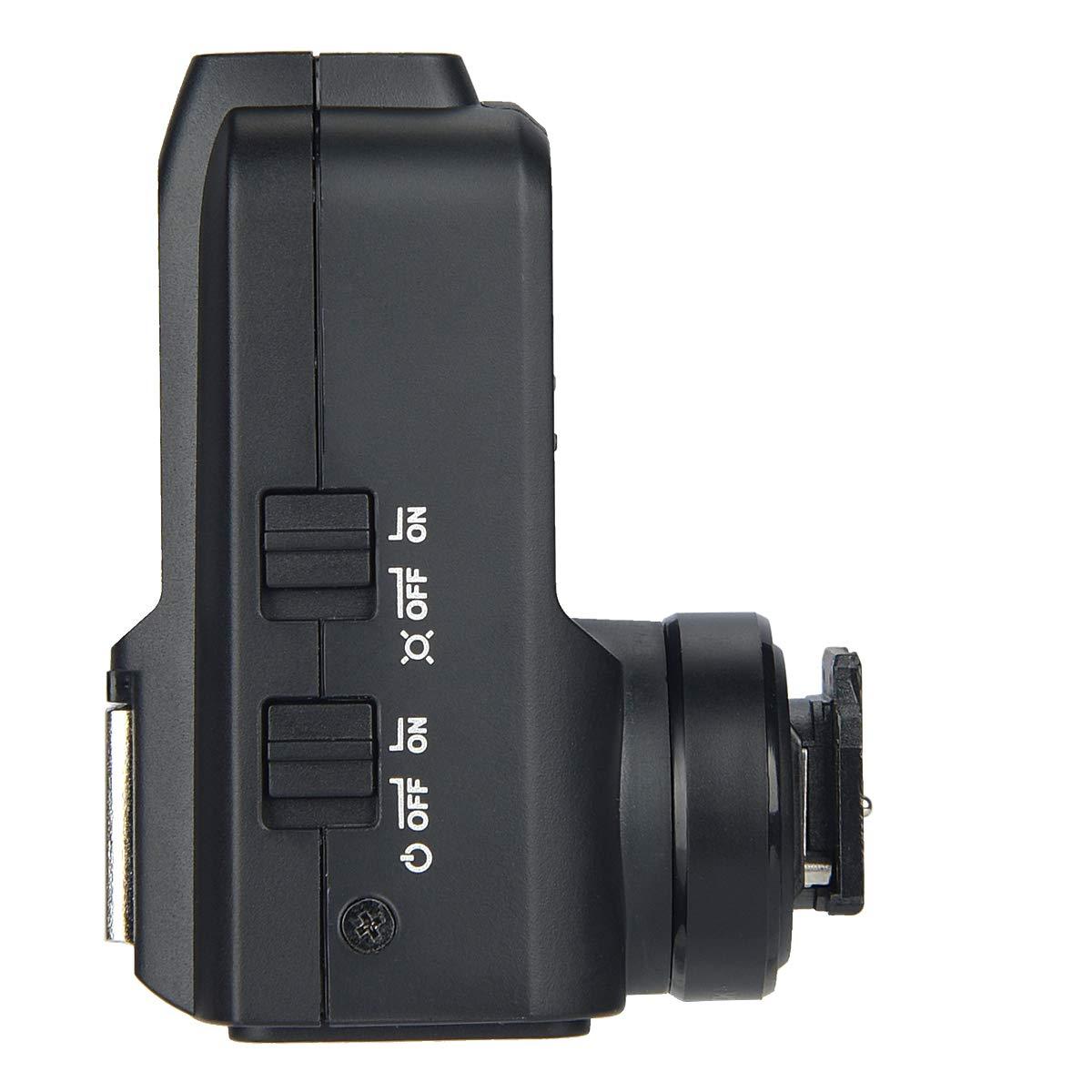 Godox X2T-S TTL Wireless Flash Trigger 1/8000s HSS TTL, Phone APP Adjustment, Compatible Sony (X2T-S) by Godox (Image #6)