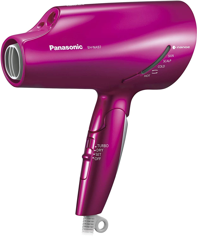 Panasonic hair dryer Nanokea Vivid pink EH-NA97-VP