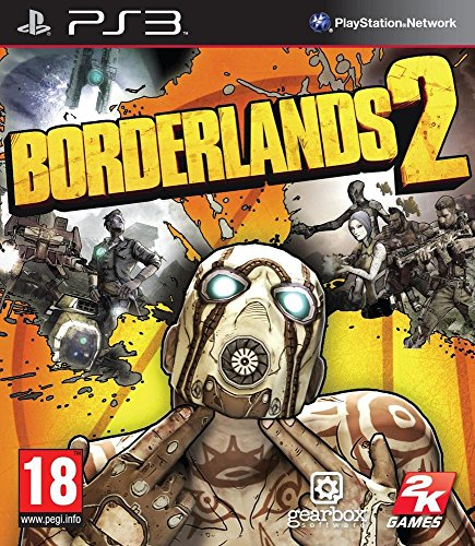 61s55yod3lL - Borderlands 2 Occasion [ PS3 ]