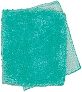 Janey Lynn's Designs Shrubbie Spicy Spearmint Cotton/Nylon All Purpose Kitchen Utility Cloth 2 pk