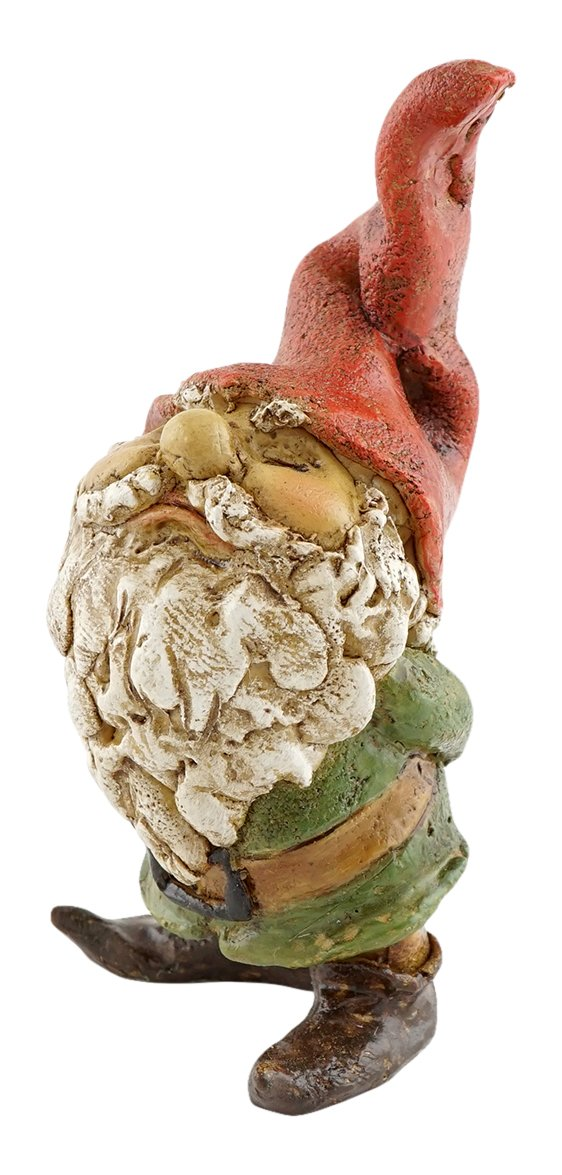 Top Collection Miniature Fairy Garden and Terrarium Garden Gnome Statue