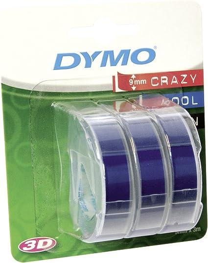 Dymo 3D Label Tapes - Cinta Para Impresora de Etiquetas - Cintas ...
