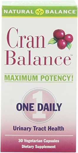 Natural Balance Cranbalance, 30-Count