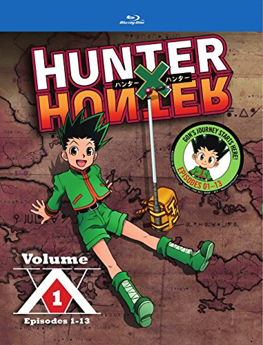 Hunter x Hunter Set 1 [Blu-ray]