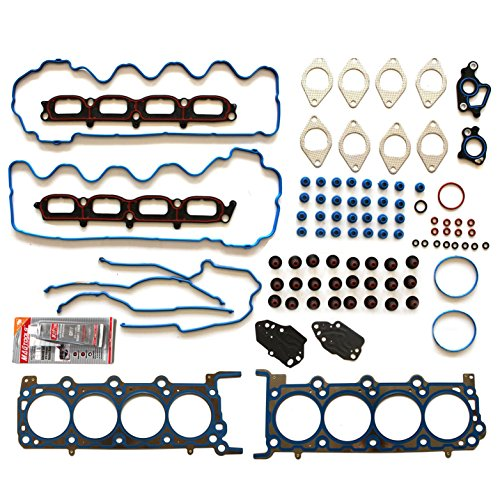 SCITOO Replacement for Head Gasket Kit fit Lincoln Navigator Ford F-150 F-250/F350 Super Duty Expedition 5.4L V8 2007-2014 Automotive Engine Head Gaskets Sets - Ford Expedition Head Gasket