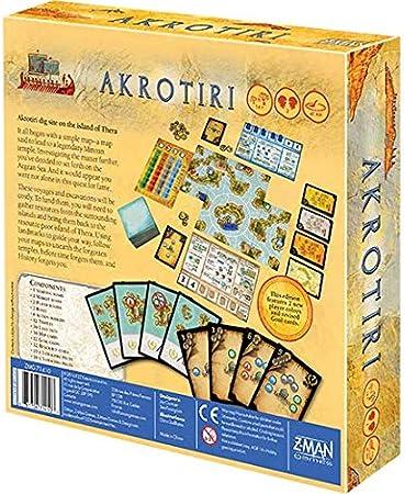 Akrotiri: Amazon.es: Juguetes y juegos