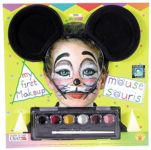 [Rubie's Costume Co My 1St Makeup Kit-Mouse Costume] (Mouse Costume Makeup)