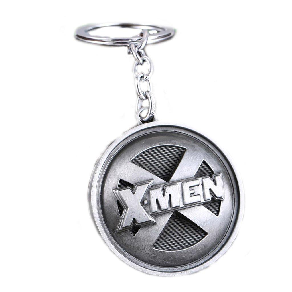 Outlander Gear Marvel Comics x-Men Logo Llavero con incluye caja ...
