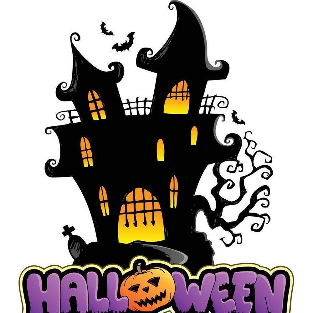 Hukangyu1231 Disfraz de Halloween para niño Disfraz de Halloween para niña niño Vampirina Cosplay 4-12 años Disfraz de Halloween (tamaño : 100)
