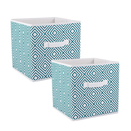 DII CAMZ37029  Foldable Fabric Storage Containers for Nurseries, Offices, Closets, Home D