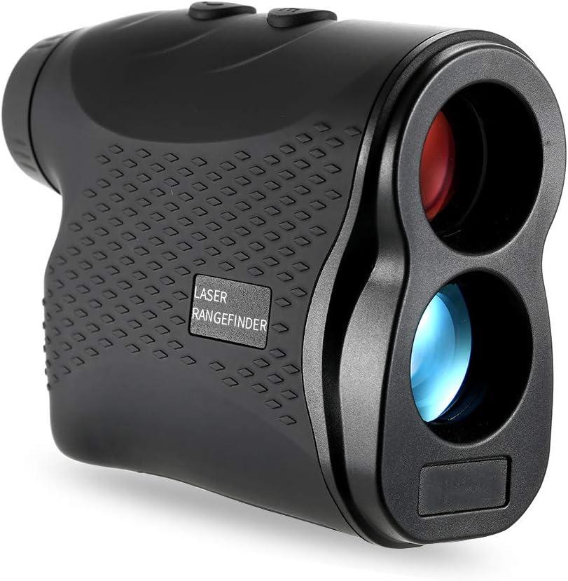 POOPFIY 1500m / 1000m / 600m Golf telémetro láser Speed Tester Caza Laser medidor de Distancia láser monocular medidor de Distancia láser telémetro