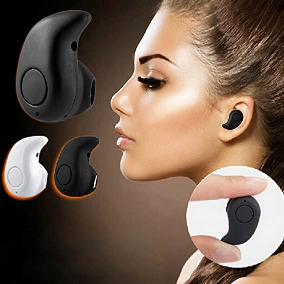 Earphones & Headphones S530 One Hole Mini Wireless In-ear Earpiece Bluetooth Earphone Headset Cordless Headphone Earbuds For Iphone Xiaomi Consumer Electronics