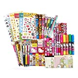 Compra 10 of Assorted School Supply Stationary Set Surprise Blind Gift Set GOODY BAG(+ 2 FREE Gifts) Total 12 Items! en Usame