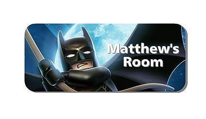 Lampada Lego Batman : Lampada infinity light batman logo gadget ebay