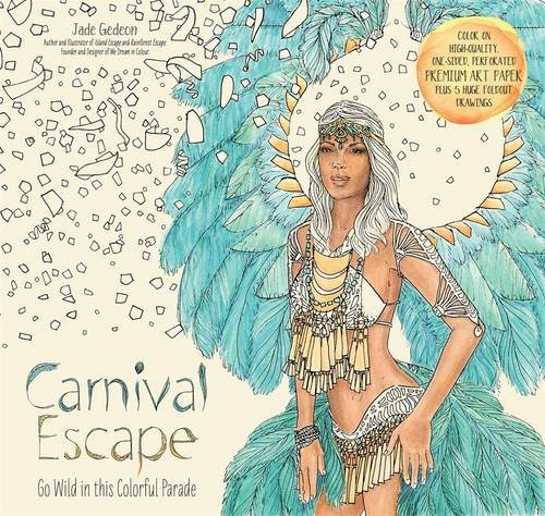 Carnival Escape: Go Wild in this Colorful Parade
