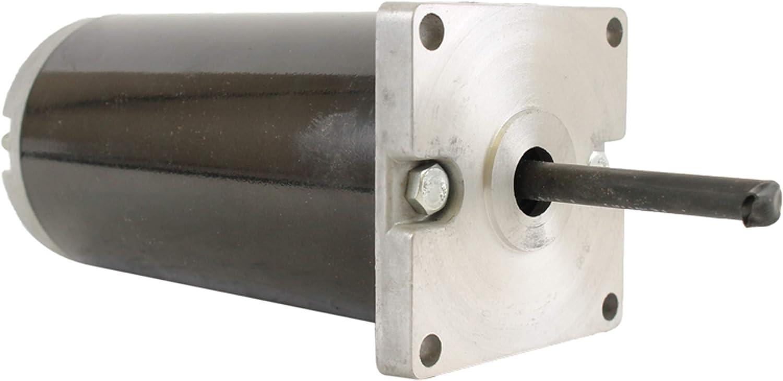 DB Electrical LPL0006 Motor for Johnson Rollrite Asphalt Truck Tarp Motor 12 Volt / 980105495, 9B0105495, N980405495 /W-8803