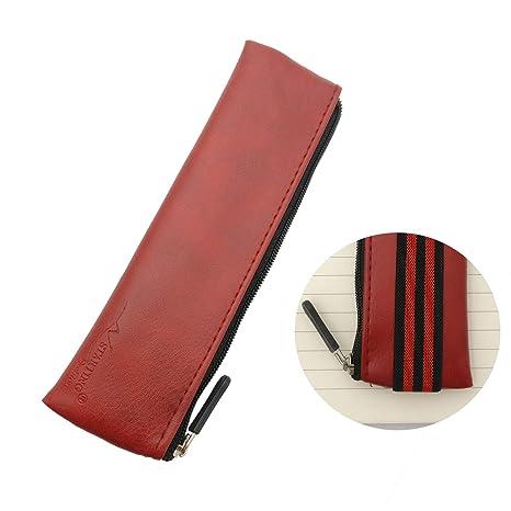 Amazon.com: Attachable Pen Case Portable Pencil Holder ...