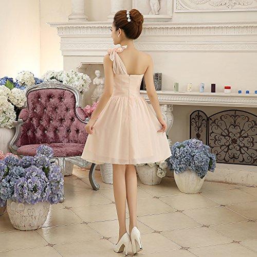Senza maniche linea a Bridal Donna Lightpink ad Vestito Mall BpSwpnxqvP