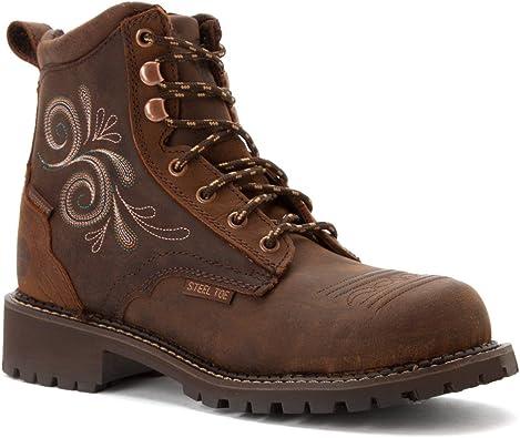 Work Boot Steel Toe
