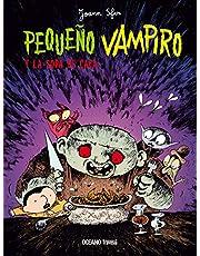 Pequeño Vampiro Y La Sopa De Caca (Historietas)