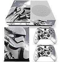 Xbox One S Vinyl Skin Estampas Compatible Con Xbox One S (Star Wars)