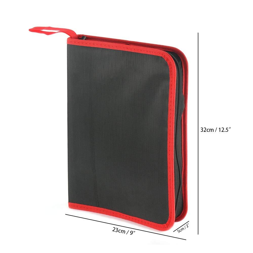 Gift-4Car - 19pcs Portable Car Door Panel Inner Board Trim Removal Tool Audio Radio Installation Remover Strong POM Nylon Pry Tool Kit