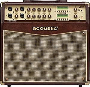 acoustic a1000 100w stereo acoustic guitar combo amp level 1 musical instruments. Black Bedroom Furniture Sets. Home Design Ideas