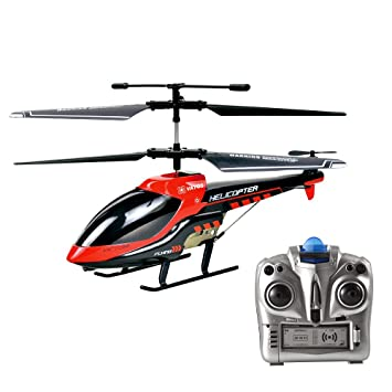 Amazon Com Vatos Rc Helicopter Remote Control Helicopter Indoor