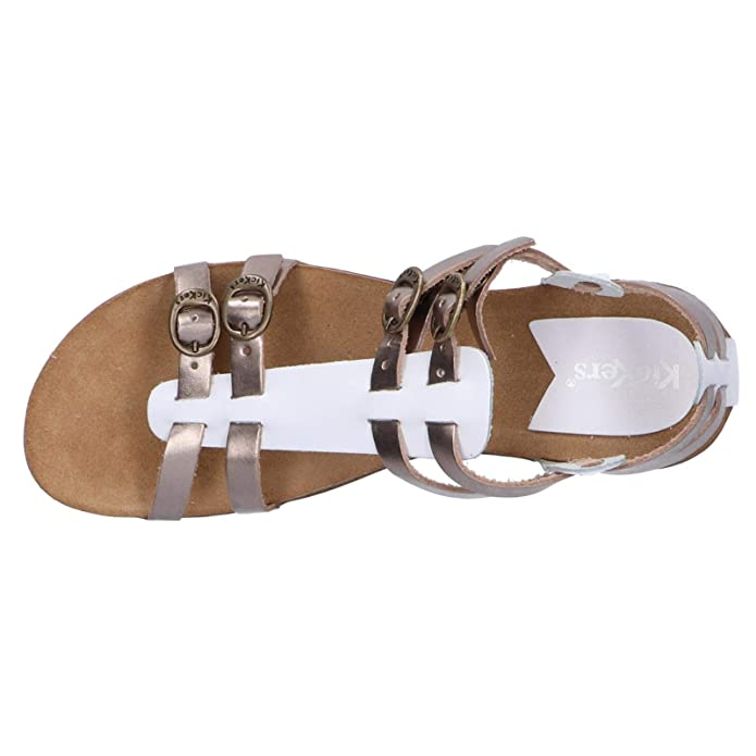 Kickers ana Femme 281779: : Chaussures et Sacs