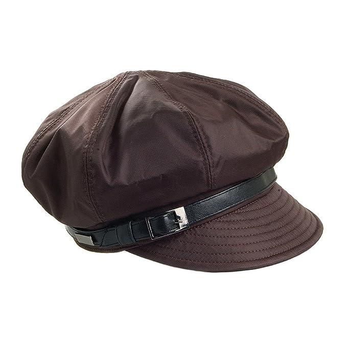 Casquette Gavroche Hydrofuge Fern marron BETMAR - Taille unique  Amazon.fr   Vêtements et accessoires 366453f45c2