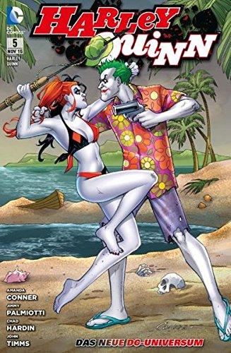 Harley Quinn: Bd. 5: Hochzeiten und andere Verbrechen