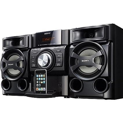Sony MHC EC69i Mini Hi Fi Shelf System Discontinued By Manufacturer